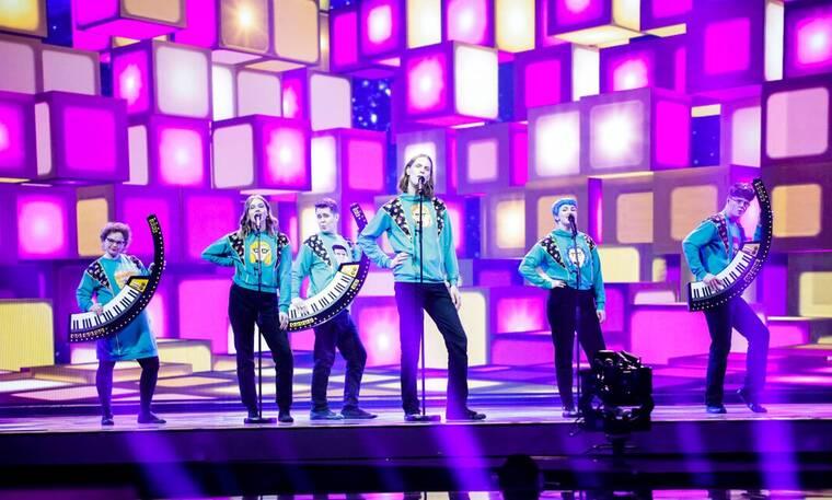 Eurovision 2021 Β' Ημιτελικός: Ισλανδία: Διαγωνίστηκε με βίντεο από τις πρόβες μετά το κρούσμα Covid