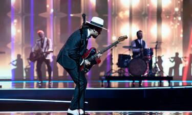 Eurovision 2021 Β΄ Ημιτελικός: Πορτογαλία: Εμφανίστηκε για πρώτη φορά με αγγλόφωνο τραγούδι