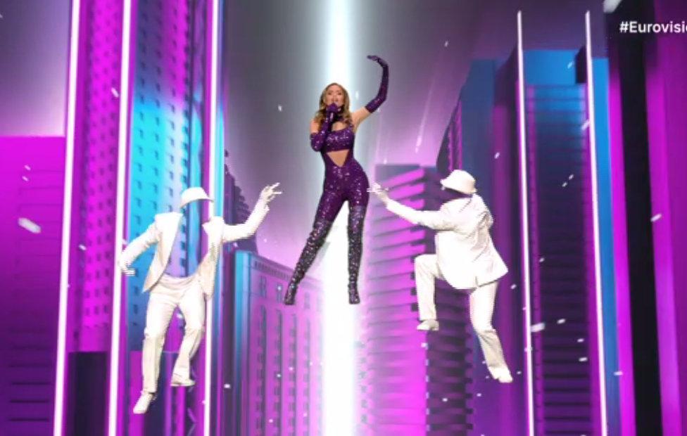 Eurovision 2021: Σάρωσε η Στεφανία! Η εντυπωσιακή εμφάνιση της ελληνικής συμμετοχής