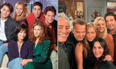 Τα «Φιλαράκια» επιστρέφουν 17 χρόνια μετά! Συγκινεί το επίσημο τρέιλερ