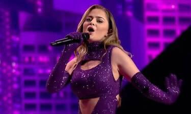 Eurovision 2021: Οι πρώτες δηλώσεις της Στεφανίας Λυμπερακάκη μετά την πρόκρισή της στον τελικό