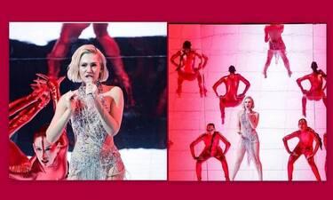 Eurovision 2021: Η αντίδραση της Τσαγκρινού όταν έμαθε τη θέση που εμφανίζεται στον τελικό
