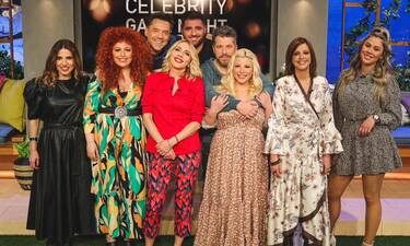 Celebrity Game Night με έξι αγαπημένους καλεσμένους!