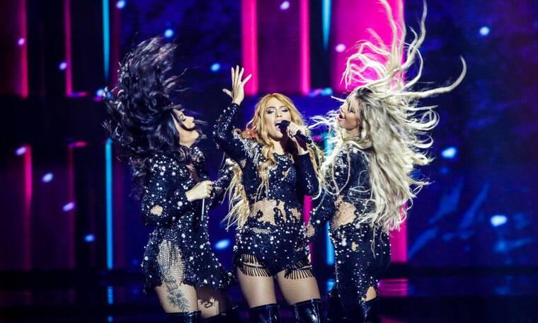 Eurovision 2021 Τελικός: Σερβία: Ξεσήκωσαν τα πλήθη οι σέξι τραγουδίστριες!