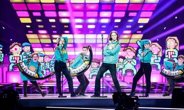 Eurovision 2021 Τελικός: Ισλανδία: Διαγωνίστηκε με βίντεο από πρόβες μετά τα κρούσματα κορονοϊού