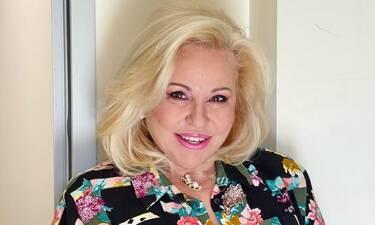 Η Μπέσσυ Αργυράκη στο gossip-tv: «Καταστράφηκαν τα πάντα στο σπίτι μου. Προσπαθώ να αποφορτιστώ»