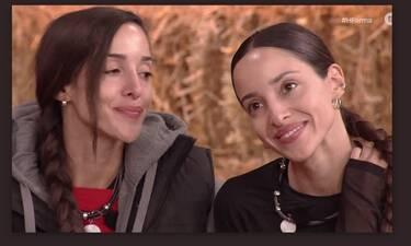 Η Φάρμα: Απίστευτη ανατροπή! Οι δίδυμες Φένια και Έλενα αντίπαλες! Ποια θα κερδίσει τη μάχη;