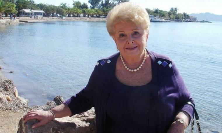Βέφα Αλεξιάδου: Ραγίζει καρδιές με το μήνυμά της στην εγγονή της