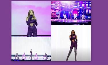 Eurovision 2021 Αποτελέσματα: Στη δεκάδα η Ελλάδα με το Last Dance και τη Στεφανία Λυμπερακάκη