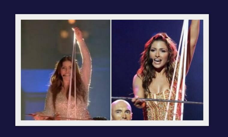 Eurovision 2021 Τελικός: Αποθέωση για την Παπαρίζου στο Twitter: «Θα είσαι για πάντα το Number One!»