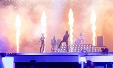 Eurovision 2021 τελικός: Ποιος είναι ο Ιταλός ροκάς που «έβαλε φωτιά» στη σκηνή και στα social media