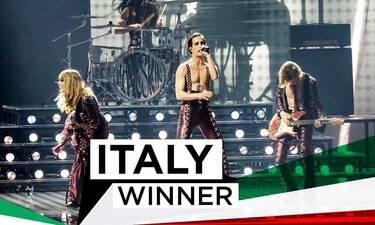 Eurovision 2021: Τι λέει ο Ιταλός νικητής για το πλάνο με τα ναρκωτικά και η σχέση του με την Ελλάδα