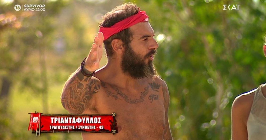 Survivor: Εκτός ορίων οι παίκτες! Ξεσπούν κατά του Τριαντάφυλλου - «Να πάει σπίτι του ο καραγκιόζης»! (ΔΕΙΤΕ ΤΙ ΕΓΙΝΕ)