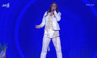 YFSF Ημιτελικός: Η πρώτη εμφάνιση της Κατερίνας Στικούδη στο stage μετά την είδηση ότι είναι έγκυος!