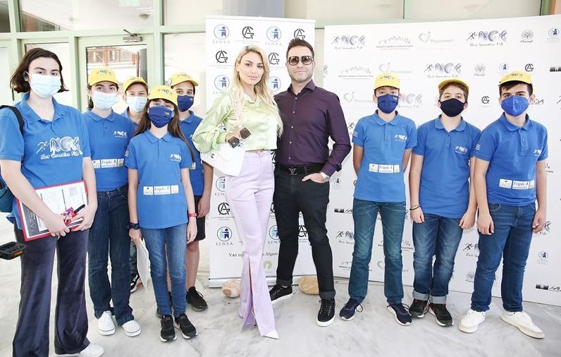 Παναγιώταρου - Γιαννόπουλος: Οι πρώτες κοινές δηλώσεις και η δημόσια έξοδος μετά τον χωρισμό τους