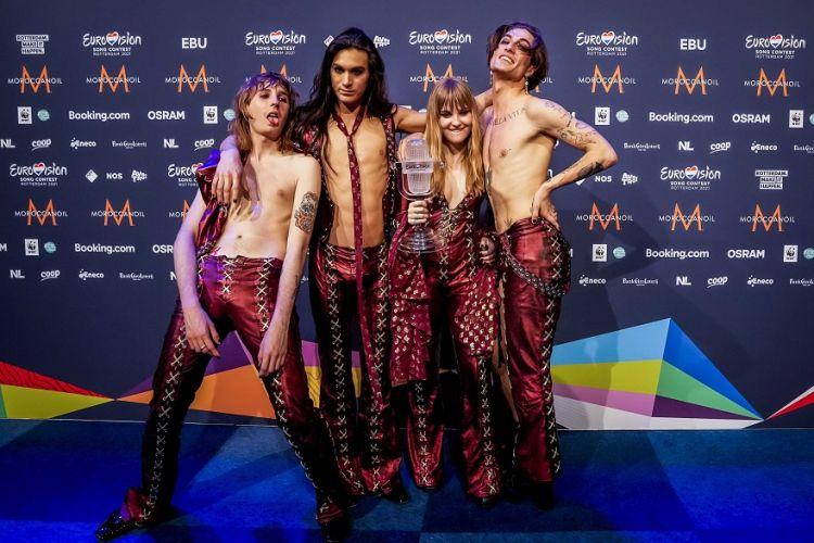 Eurovision 2021: Αθώος ή ένοχος ο Ιταλός νικητής;Η φωτό που αποδεικνύει την αλήθεια για τα ναρκωτικά