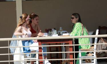 Ντορέττα-Συνατσάκη-Κατρίνα Τσάνταλη: Το... ελληνικό Sex & the City στη Βουλιαγμένη!
