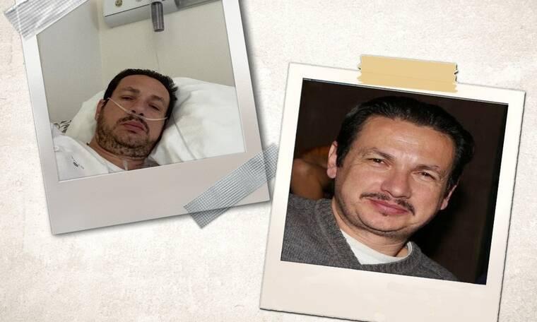 Σταύρος Νικολαΐδης: Αυτή είναι η κατάσταση της υγείας του μετά τη νοσηλεία λόγω covid