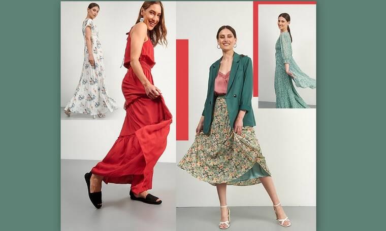 Occasional dressing: Βρες τι θα βάλεις στους γάμους του καλοκαιριού στη νέα συλλογή attrattivo!