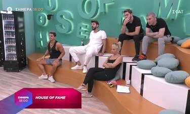 House of Fame: Τα μαζεύει και αποχωρεί οικειοθελώς μια ανάσα πριν τον τελικό;