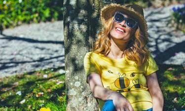 Μαρία Ηλιάκη: Πόζαρε ξανά με εσώρουχα! Η φωτό σε προχωρημένη εγκυμοσύνη που έγινε viral!