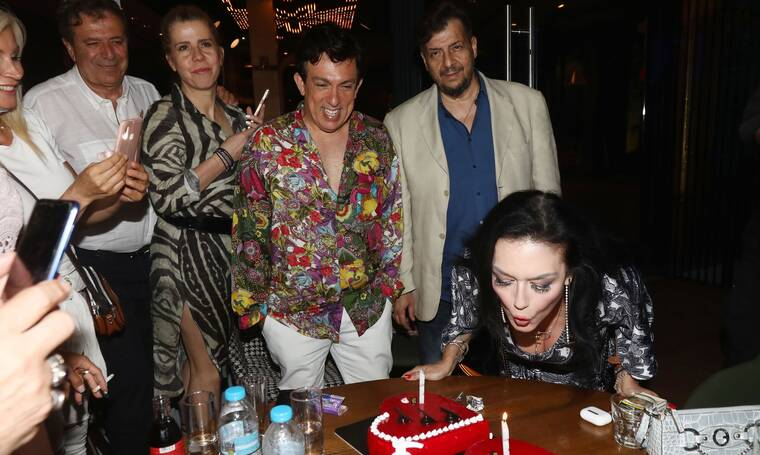 Birthday Party: Λαμπερά γενέθλια για την Ελένη Φιλίνη - Ποιοι βρέθηκαν στο πλευρό της;