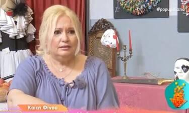 Καίτη Φίνου: «Μου είπε μπροστά σε κόσμο ότι κατάντησες να μένεις στο σπίτι του ηθοποιού»