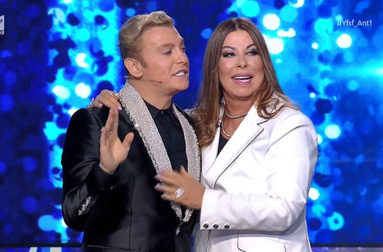 YFSF All Star τελικός: Ο Ζαχαράτος ανακοίνωσε επίσημα τη συνεργασία με την Άντζελα στο θέατρο Άλσος!