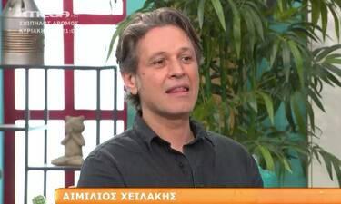 Αιμίλιος Χειλάκης: Αποκάλυψε τον λόγο που είπε το «ναι» στις Άγριες μέλισσες