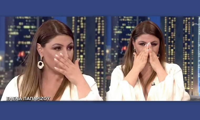 Έλενα Παπαρίζου: Λύγισε στον αέρα της εκπομπής του Αρναούτογλου – Δείτε τι συνέβη