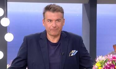 To Πρωινό: Τα γενέθλια του Λιάγκα, οι ευχές και η ενόχληση του παρουσιαστή on air!
