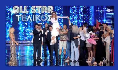 YFSF All Star: Η Τάνια Μπρεάζου η μεγάλη νικήτρια-Δείτε την εμφάνιση που της χάρισε την πρώτη θέση!