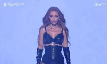 House of Fame τελικός: Η Ελένη Φουρέιρα έβαλε... Fuego στο stage λίγο πριν το φινάλε!