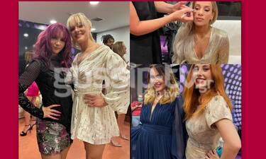 House of Fame: Το gossip-tv στον μεγάλο τελικό - Δείτε backstage photos!