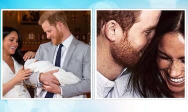 Γέννησε η Meghan Markle - Αυτό θα είναι το όνομα του μωρού τους