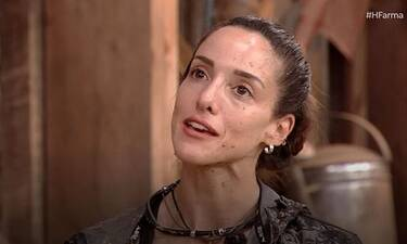 Η Φάρμα: Αποχώρησε η Φένια μία βδομάδα μετά την δίδυμη αδερφή της - Τα δάκρυα on camera