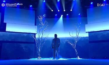 House of Fame τελικός: Αυτή την εμφάνιση σίγουρα δεν την περιμέναμε στο Live