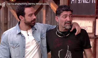 Η Φάρμα: Αποχώρησε ο Μιχάλης Ιατρόπουλος και έκανε την πρόβλεψή του για τον τελικό!