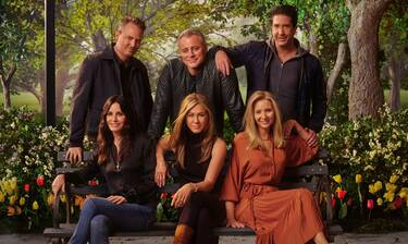 Τα φιλαράκια: Η πολυαναμενόμενη τηλεοπτική επανασύνδεση θα προβληθεί στο STAR