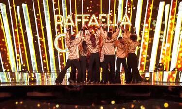 YFSF All Star τελικός: Η φαντασμαγορική έναρξη και η Μαρία Μπεκατώρου... Raffaella Carra!