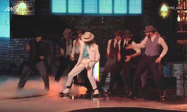 YFSF All Star τελικός: Ο φιναλίστ Ίαν Στρατής ως Michael Jackson μας έκανε να σαστίσουμε!