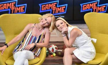 ΟΠΑΠ Game Time για το Ευρωπαϊκό Πρωτάθλημα με την Μαρία Ζαφειράτου