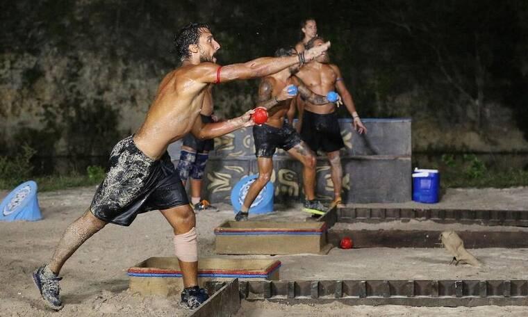 Survivor: Ο Σάκης Κατσούλης κέρδισε την ασυλία - Η πρόσκληση στον Μπόγδανο που δεν περιμέναμε