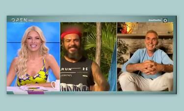 Survivor: Στέλιος Ρόκκος: «Αγωνιστικά ο Τριαντάφυλλος είναι… μπάζο»