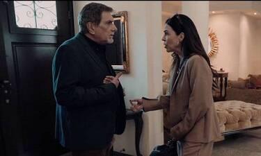8 Λέξεις: Ο Μάρκος ξεκαθαρίζει στη Μαίρη πως δεν σηκώνει απειλές - Πλάνα από το νέο επεισόδιο