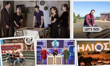 Τηλεθέαση: Πρωτιά για τα προγράμματα του ΑΝΤ1 τον Μάιο!