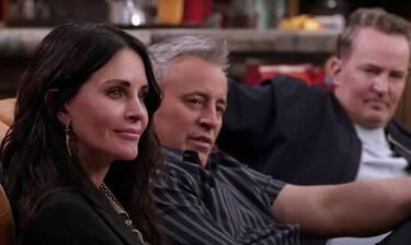 Friends Reunion: Γιατί αξίζει να δεις την μεγάλη επιστροφή τους