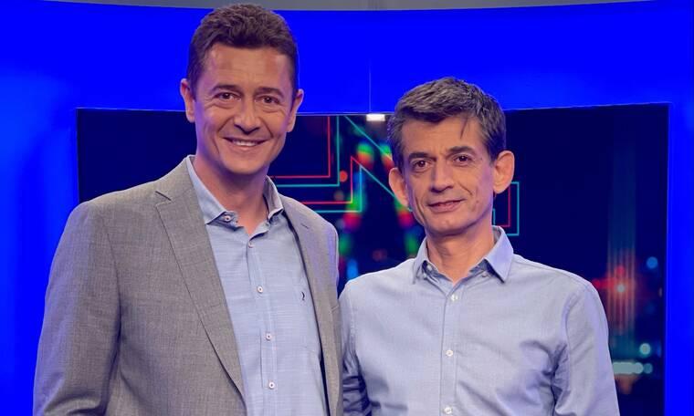Tik Talk: Ο Αντώνης Σρόιτερ υποδέχεται τον Νίκο Καρανίκα