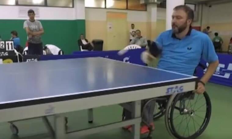 Θρήνος: Έσβησε από κορονοϊό ο πρωταθλητής ΑΜΕΑ Νίκος Καπλάνης - Ήταν μόλις 48 ετών (photos)