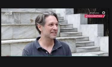 Άγριες Μέλισσες:  Αιμίλιος Χειλάκης:  Δείτε τι αποκάλυψε για τον ρόλο του on camera!